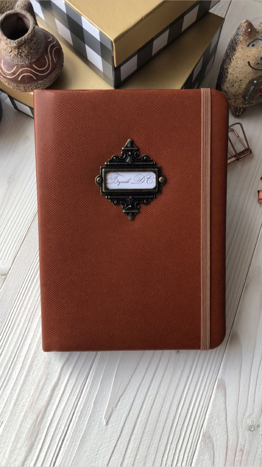 Personalized Notepad, Notebooks, Moscow,  Фото №1