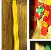 Куклы и игрушки ручной работы. Ярмарка Мастеров - ручная работа детские ходули. Handmade.