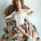 """Куклы и игрушки ручной работы. Ярмарка Мастеров - ручная работа Кукла тильда. Ангел """"Вероника"""". Handmade."""
