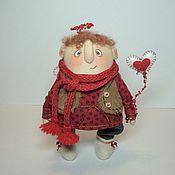 Куклы и игрушки ручной работы. Ярмарка Мастеров - ручная работа Утепленный Ангел. Handmade.