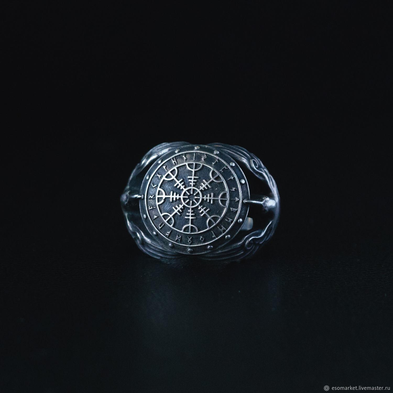 """Кольцо  """"Шлем Ужаса"""", Кольца, Черновцы,  Фото №1"""