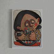 Картины и панно ручной работы. Ярмарка Мастеров - ручная работа Ветер детства. Handmade.