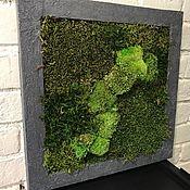 Картины и панно ручной работы. Ярмарка Мастеров - ручная работа Экокартина в стиле Лофт №3. Handmade.