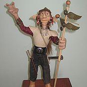 Куклы и игрушки ручной работы. Ярмарка Мастеров - ручная работа Гоблин Нарл. Handmade.