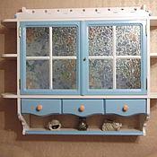 Для дома и интерьера ручной работы. Ярмарка Мастеров - ручная работа навесной многофункциональный шкаф.. Handmade.