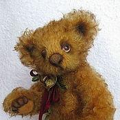Куклы и игрушки ручной работы. Ярмарка Мастеров - ручная работа Мишка Линда. Handmade.