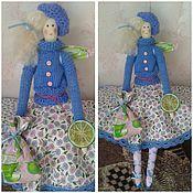 Куклы и игрушки ручной работы. Ярмарка Мастеров - ручная работа Маечка,чайная фея. Handmade.
