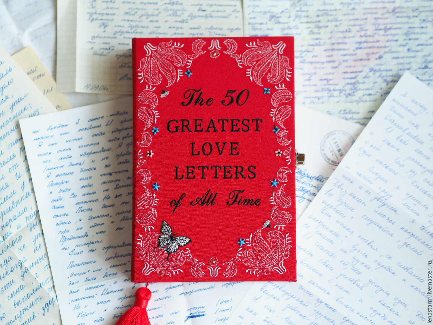 The 50 Greatest Love Letters Of All