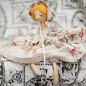 Куклы и игрушки ручной работы. Ярмарка Мастеров - ручная работа жажда путешествий. Handmade.