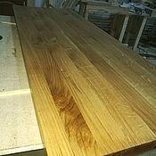 Столы ручной работы. Ярмарка Мастеров - ручная работа Столешница дуб. Handmade.