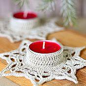 Для дома и интерьера handmade. Livemaster - original item candle holder. Handmade.