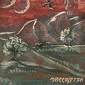 Сувениры и подарки ручной работы. Ярмарка Мастеров - ручная работа Магниты с пейзажами Морровинда. Handmade.