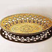 Посуда handmade. Livemaster - original item Plate carved from birch bark. dish wooden. The product of birch bark. Handmade.
