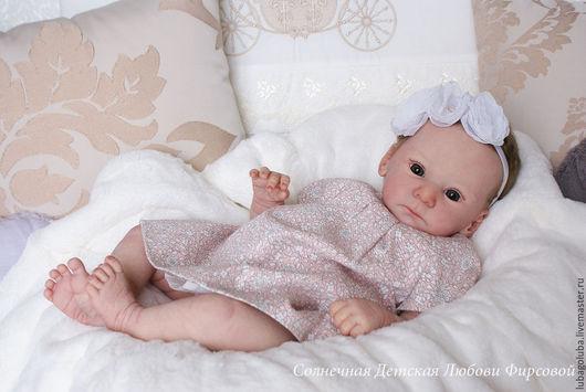 Куклы-младенцы и reborn ручной работы. Ярмарка Мастеров - ручная работа. Купить Кукла реборн Матис. Handmade. Кремовый, Матис