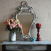 Для дома и интерьера ручной работы. Ярмарка Мастеров - ручная работа Antoinette  зеркало. Handmade.