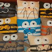 Для дома и интерьера ручной работы. Ярмарка Мастеров - ручная работа подушки. Handmade.