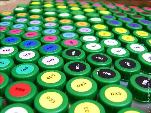 Для украшений ручной работы. Ярмарка Мастеров - ручная работа. Купить Низкотемпературная эмаль (23 цвета). Handmade. Комбинированный