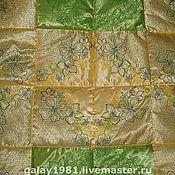 Для дома и интерьера ручной работы. Ярмарка Мастеров - ручная работа Плед-одеяло.. Handmade.