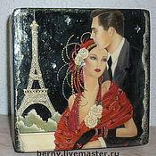Для дома и интерьера ручной работы. Ярмарка Мастеров - ручная работа Mon amour. Handmade.