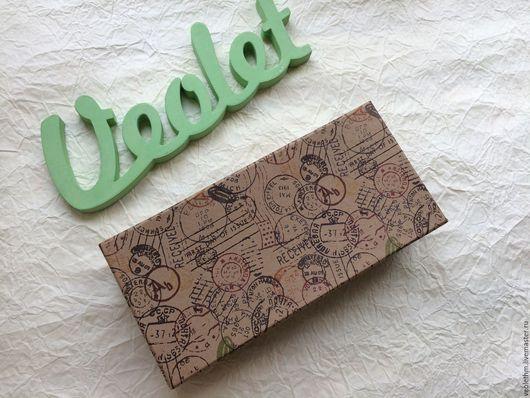 Упаковка ручной работы. Ярмарка Мастеров - ручная работа. Купить Подарочная коробочка для бабочек в ассортименте. Handmade. Коробка для бабочек