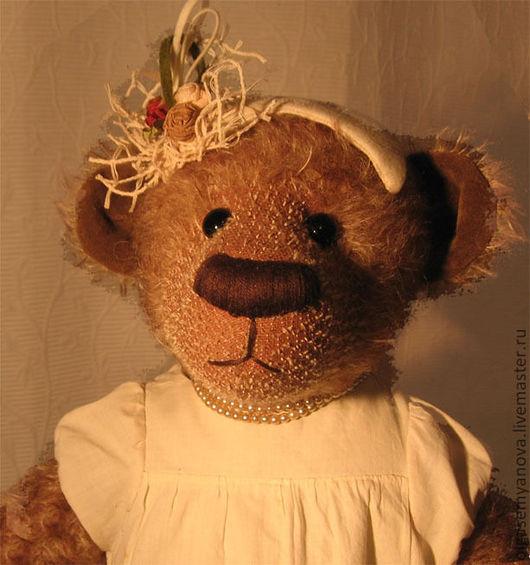 Мишки Тедди ручной работы. Ярмарка Мастеров - ручная работа. Купить мишки Тедди ручной работы. Дафна. Handmade. Бежевый