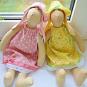 Куклы и игрушки ручной работы. Ярмарка Мастеров - ручная работа Кролик Розовые ушки. Handmade.
