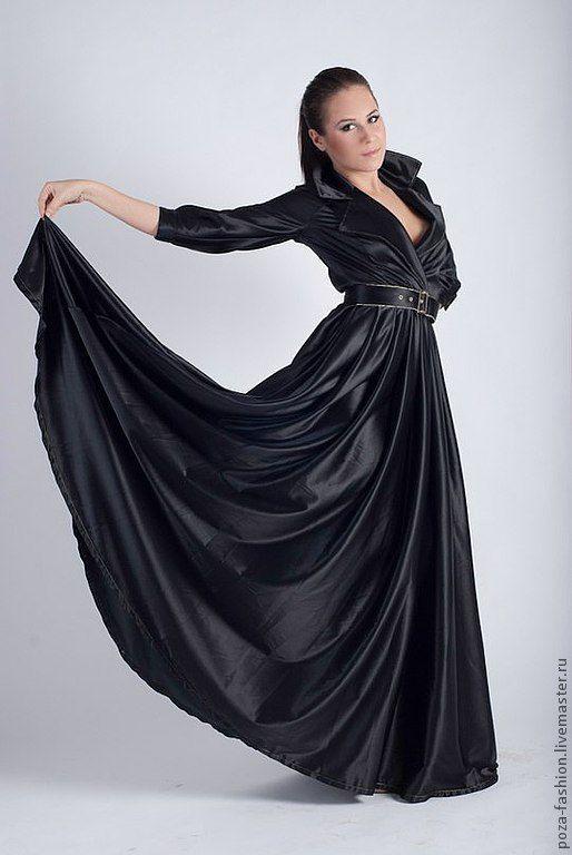 """Платья ручной работы. Ярмарка Мастеров - ручная работа. Купить Платье """"Шотландская королева 2"""". Handmade. Черный, вечернее платье"""