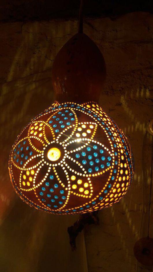 Освещение ручной работы. Ярмарка Мастеров - ручная работа. Купить Лампа ручной работы. Handmade. Освещение, освещение ручной работы