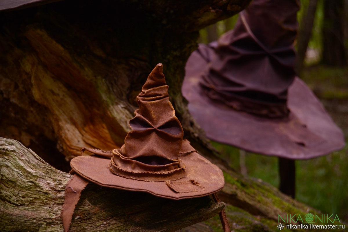 Распределяющая шляпа картинки из гарри поттера