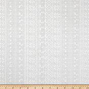 Материалы для творчества ручной работы. Ярмарка Мастеров - ручная работа Хлопок Knitted Sweater White on White США. Handmade.