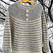 Одежда handmade. Livemaster - original item Poncho for girls