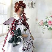 Куклы и игрушки ручной работы. Ярмарка Мастеров - ручная работа Кузькина мать. Handmade.