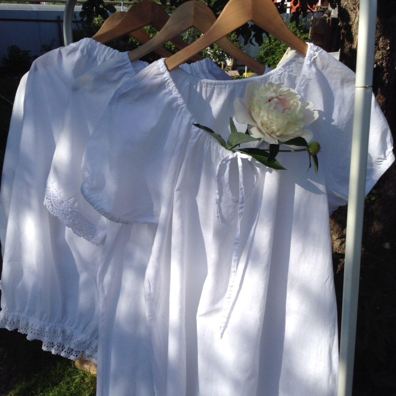Батистовая сорочка, Белье, Ковров, Фото №1