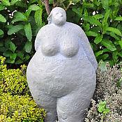 Подарки к праздникам handmade. Livemaster - original item Ideal forms No. №1 concrete figurine figure of a woman. Handmade.