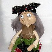 """Куклы и игрушки ручной работы. Ярмарка Мастеров - ручная работа """"Бабулечка Ягулечка"""". Handmade."""