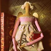 Куклы и игрушки ручной работы. Ярмарка Мастеров - ручная работа Ангел домашнего рукоделия. Handmade.