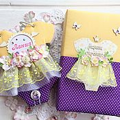 Подарки к праздникам handmade. Livemaster - original item Set for newborn number №3. Handmade.