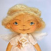 Куклы и игрушки ручной работы. Ярмарка Мастеров - ручная работа Манечка. Handmade.