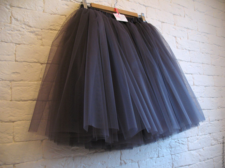 Взрослая юбка из сетки своими руками мастер класс