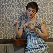 """Одежда ручной работы. Ярмарка Мастеров - ручная работа Нарядное платье  """"Лилиана"""". Handmade."""