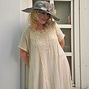 Одежда ручной работы. Ярмарка Мастеров - ручная работа Платье Тина. Handmade.