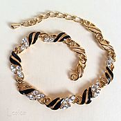 Винтаж handmade. Livemaster - original item Necklace Trifari USA 50-60. Handmade.
