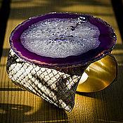 Украшения ручной работы. Ярмарка Мастеров - ручная работа Сахарное озеро / браслет. Handmade.