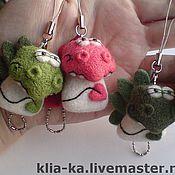 Сумки и аксессуары handmade. Livemaster - original item Dragons. Handmade.