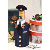 Сувениры и подарки handmade. Livemaster - original item Gifts on February 23: A gift to a policeman, a man in uniform. Handmade.