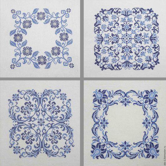 серия из четырех дизайнов
