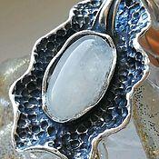 handmade. Livemaster - original item Pendant with natural moonstone