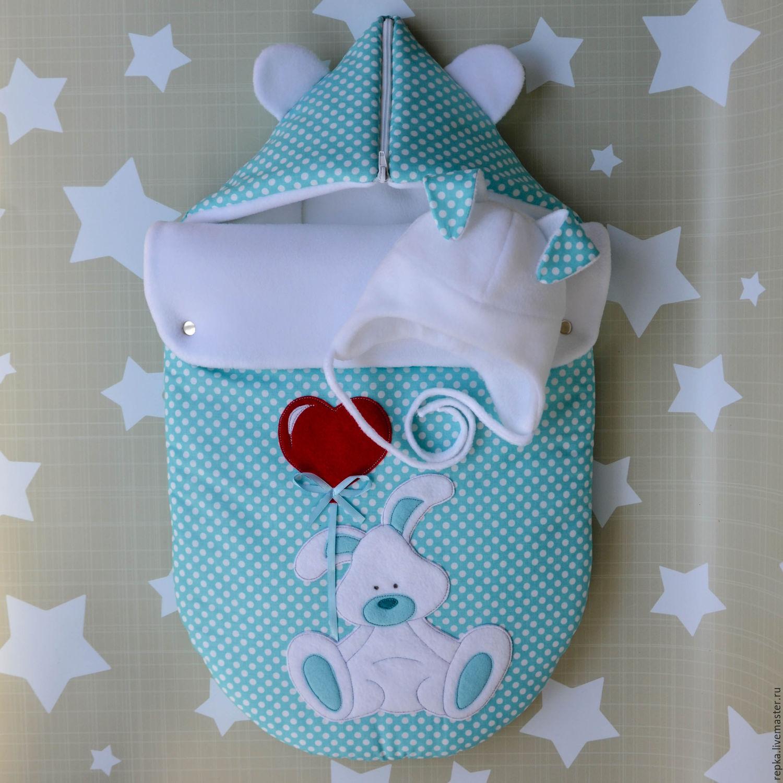 Объемные вышивкПучок с локонамВыкройки конвертов для новорожденных для автокресла