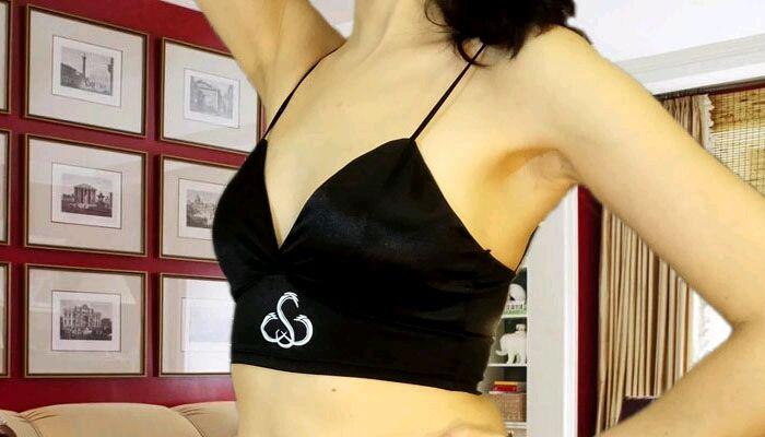 Топ женский с символикой Sexwife Black, Топы, Москва,  Фото №1