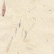 Материалы для творчества ручной работы. Ярмарка Мастеров - ручная работа Бумага ручного литья из лесной осоки.. Handmade.